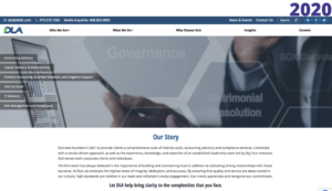 Website 2020